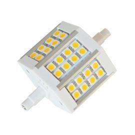 LED žárovka 5W/140° přírodní bílá 4000-4500K R7s/230V 5W 78mm
