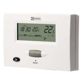 Bezdrôtový priestorový programovateľný termostat T13RF