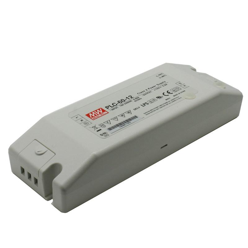 Mean Well Napájecí zdroj pro LED pásky Mean Well PLC-60-12
