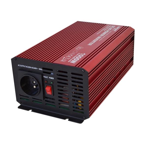 Carspa P1000-12 12V/230V 1000W
