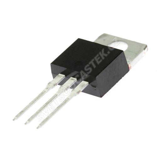 Lineární napěťový regulátor vstup max. 40V výstup 24V 1A TO220 STM L7824CV