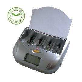 Inteligentní nabíječka baterií s LCD displayem Minwa MW-6878