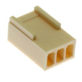 Konektor se zámkem pro 3 piny (1x3) na kabel RM2.54mm Xinya 137-03 H