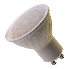 LED žárovka 7W/130° teplá bílá 16xSMD 2835 GU10/230V Emos Z75010