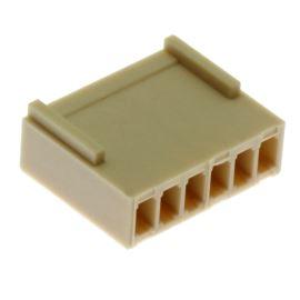 Konektor se zámkem pro 6 pinů (1x6) na kabel RM2.54mm Xinya 137-06 H