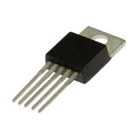 Spínaný napěťový regulátor step-down vstup vstup max. 45V výstup 5V 3A On Semiconductor TO220-5 LM2576T-5V