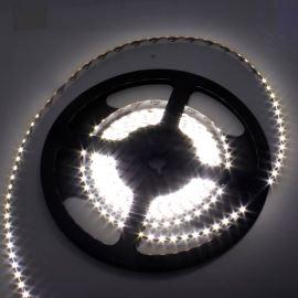 LED pásek studená bílá délka 1 metr, SMD 335 (boční), 120LED/m - nevodotěsný STRF 335-120-CW