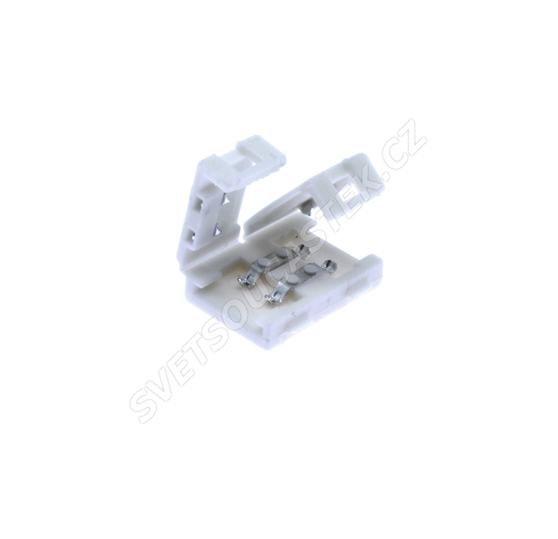 Spojka pro 8mm LED pásky - Hebei 8mm Connector 211200001