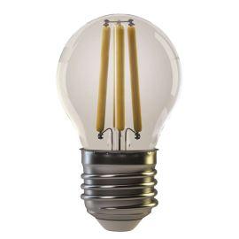 LED žiarovka filament 4W / 300 ° teplá biela E27 / 230V Emos Z74240