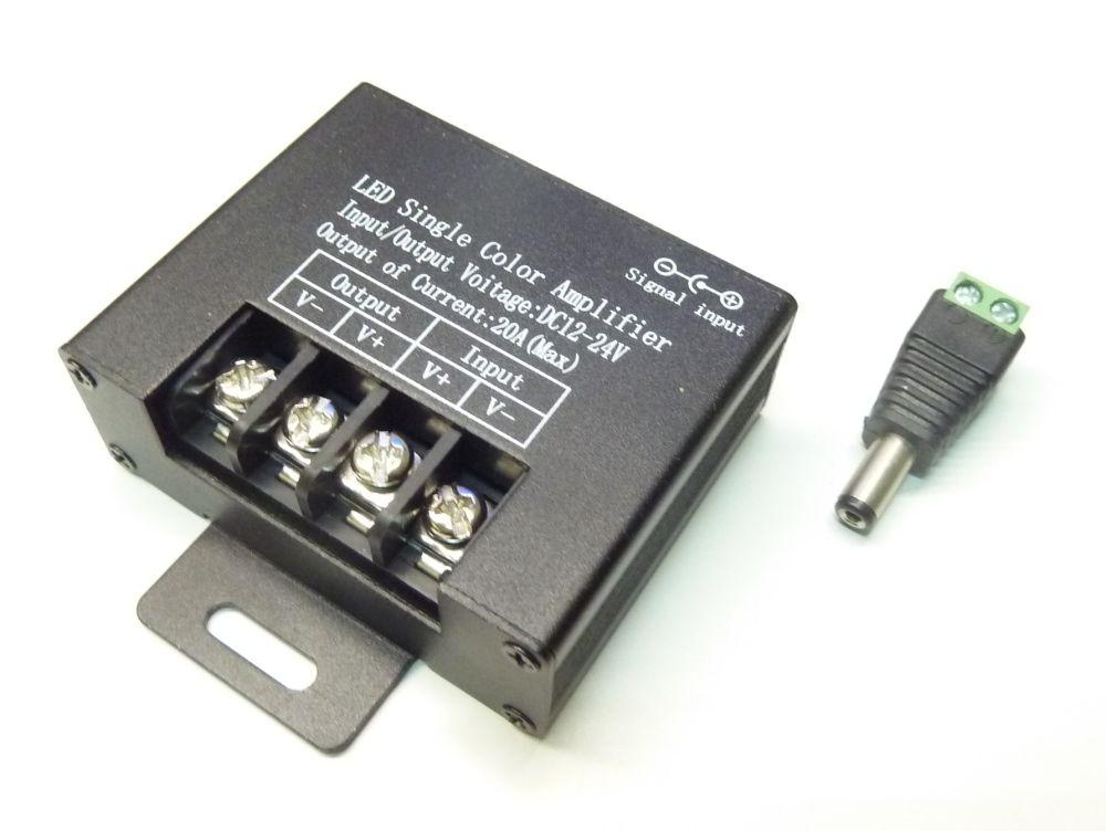 T-LED Zesilovač signálu AMP7 066091