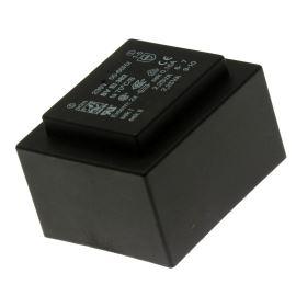 Transformátor do DPS 4.5VA/230V 2x12V Hahn BV EI 382 1192