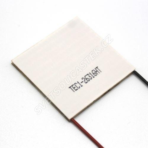 Peltierův článek 300W 50x50mm Hebei TEC1-26316