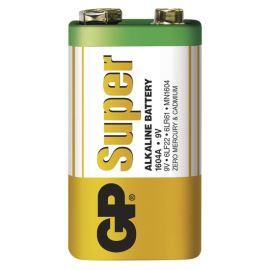 Alkalická batéria GP Super 6LF22 (9V), 1 ks v blistri
