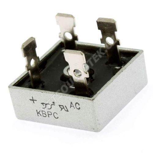 Usměrňovací diodový můstek 600V 25A KBPC Yangjie KBPC2506