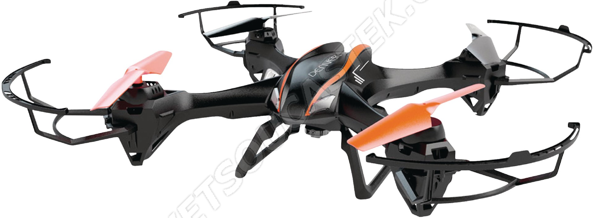 Kvadkoptéra (dron) s vestavěnou HD kamerou 2.4GHz dosah 80m Denver DV-DCH-600