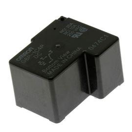 Elektromagnetické výkonové relé s DC cívkou do DPS 24VDC 20A/250VAC Omron G8P-1C4P 24VDC