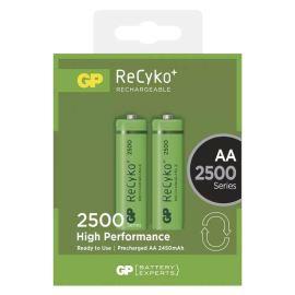 Nabíjecí baterie GP ReCyko+ 2500 HR6 (AA), 2 ks v blistru