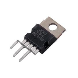 Lineární napěťový regulátor vstup max. 40V výstup 2.85..36V 2A TO220-5 STM L200CV