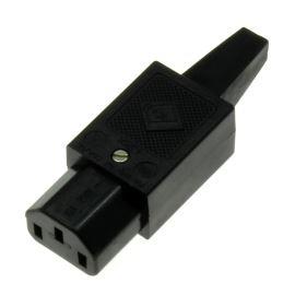Napájací konektor EURO zásuvka MPE Garry GST3G