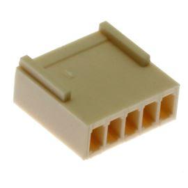 Konektor se zámkem pro 5 pinů (1x5) na kabel RM2.54mm Xinya 137-05 H