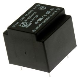 Transformátor miniaturní do DPS 0.5VA/230V 2x9V Hahn BV 202 0158