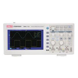 Stolný dvojkanálový digitálny osciloskop 70MHz UNI-T UTD2072CEX