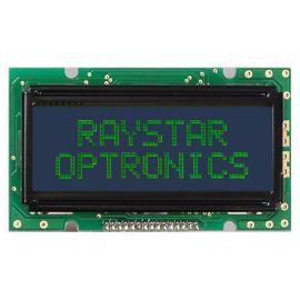 Alfanumerický LCD displej Raystar RC1202A-BIY-ESV