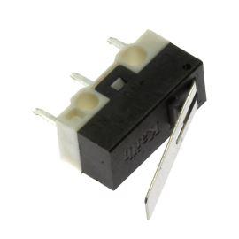 Mikrospínač do DPS přepínací 1-pólový ON-ON 1A 125/250V AC Jietong  MSW-22