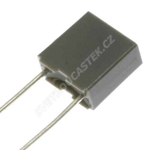Fóliový kondenzátor 10nF/63V RM 5mm 7.2x6.5x2.5mm Faratronic C241J103J20A201