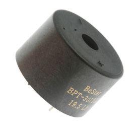 Piezoelektrický měnič 90dB 12VDC 10mA 3.6KHz BeStar BPT3012XH19.5