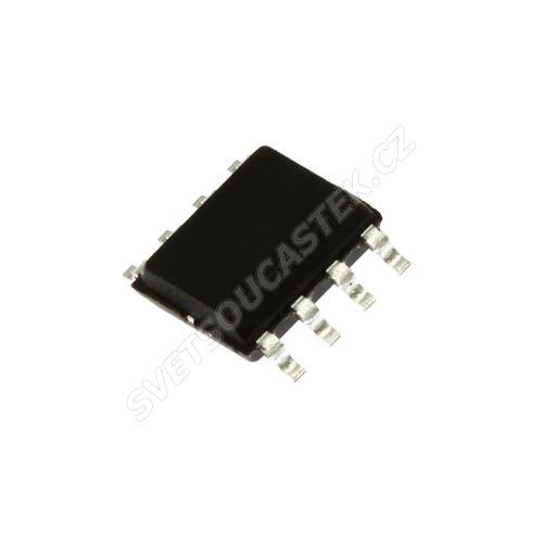 LDO napěťový regulátor vstup max. 18V výstup 3.3V 0.1A SO8 STM LE33CD