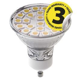 LED žárovka 4W/120° studená bílá GU10/230V Emos ZQ8332