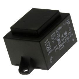 Transformátor do DPS 6VA/230V 1x9V Hahn BV EI 422 1222