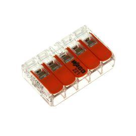 Wago svorka krabicová transparentní 450V/32A WAGO 221-415