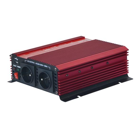 Geti GPI 1012 12V/230V 1000W USB