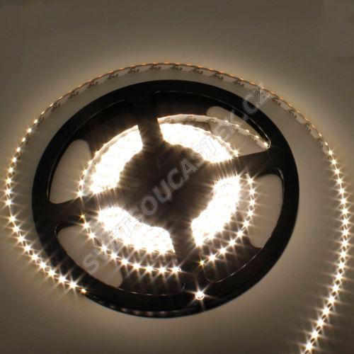 LED pásek přírodní bílá délka 1 metr, SMD 335 (boční), 120LED/m (balení 5m) - vodotěsný STRF 335-120-NW-IP65