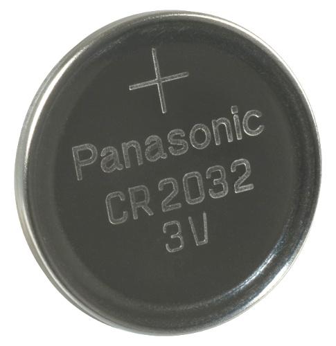 Panasonic Lithiová knoflíková baterie Panasonic CR2032