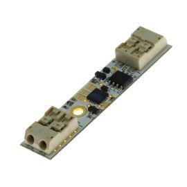 Dotykový stmívač se svorkovnicí pro LED pásky do profilu 9-28VDC/7.5A LED4est L4ETD5CB