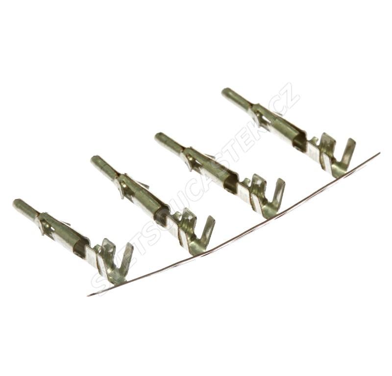 Pin ke konektorům 138 vidlice pocínovaný na pásce Xinya 138