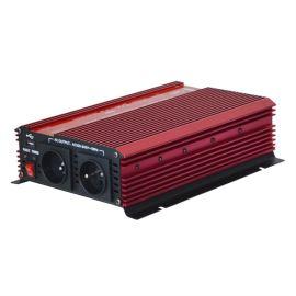 Menič napätia 12V / 230V 1600W CZ + USB Geti GPI 1612
