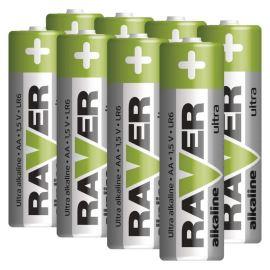 Alkalická batéria RAVER LR6 (AA)