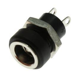 Napájecí konektor souosý 5.5/2.1mm vidlice přímá do panelu Lumberg 1614 09