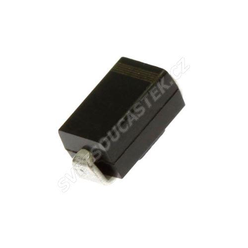 SMD tlumivka 470uH 0.062A Ferrocore DL1812-470