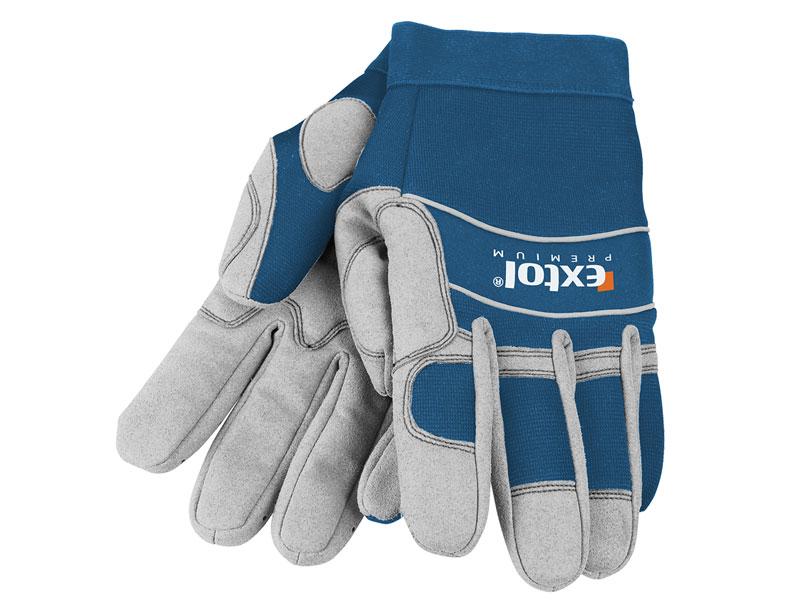 """Extol Pracovní rukavice polstrované XXXL/13"""" Extol Premium 8856605"""