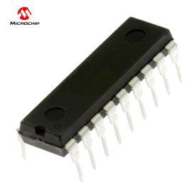 8-Bit MCU 3-5.5V 1.75kB Flash 4MHz DIP18 Microchip PIC16F627-04/P