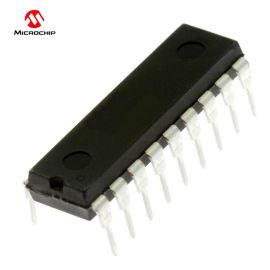 Mikroprocesor Microchip PIC16F627A-I/P DIP18
