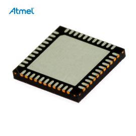 8-Bit MCU AVR 4.5-5.5V 16kB Flash 16MHz MLF44 Atmel ATMEGA16-16MU