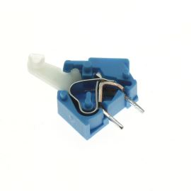 Svorkovnice s tlačítkem do DPS modrá 250V/16A WAGO 256-744