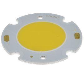 LED 10W kulatá teplá bílá 900lm/120° Hebei 10VAC30DW3