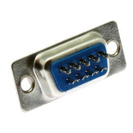 Konektor CANON 9 pinů vidlice na kabel přímá Xinya 100-09 P C B N S
